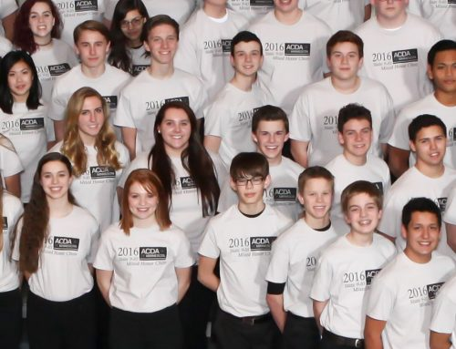 9-10 TBB, SSAA & SATB Honor Choirs — 2021-22 Audition Information