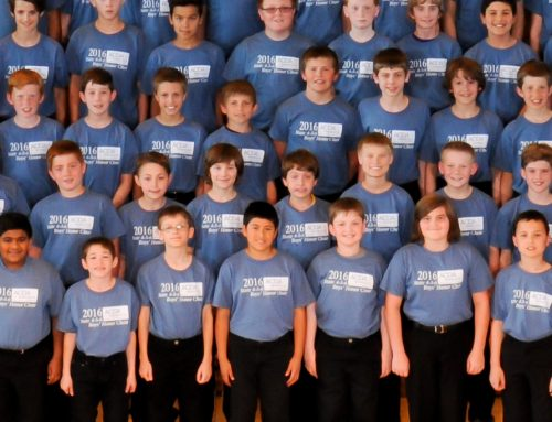 4-5-6 Boys & Girls Honor Choirs — 2019-20 SELECT