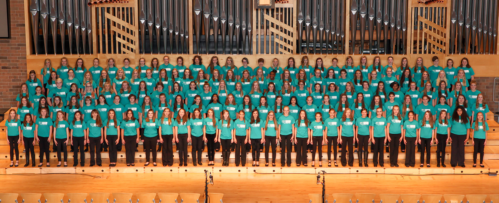 7-8 SSA Honor Choir 2015